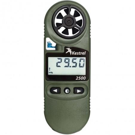 Kestrel 2500NV Weather Meter with Night Vision