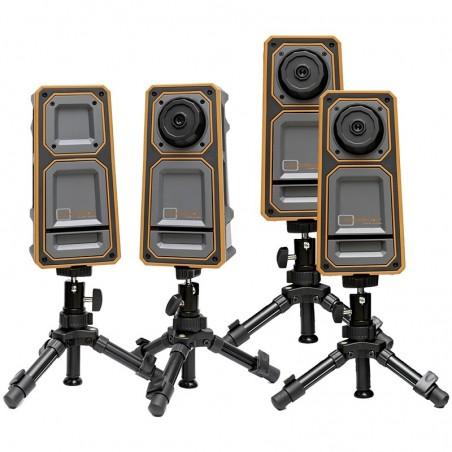 LR-3 with 2 extra cameras